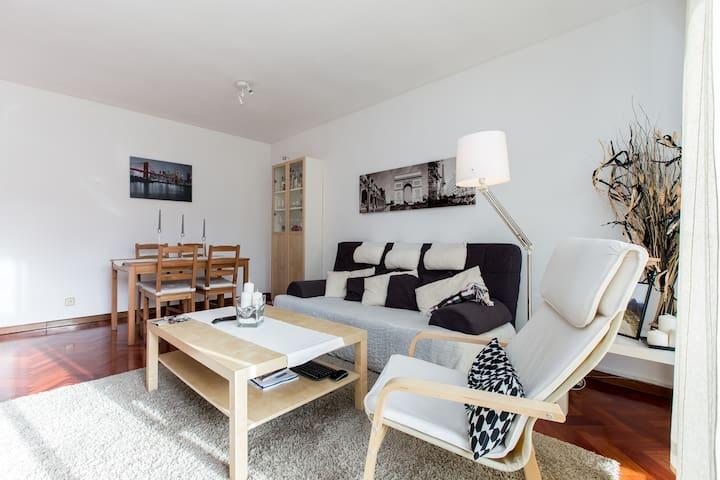 Piso confortable y familiar - Alcorcón - Apartemen