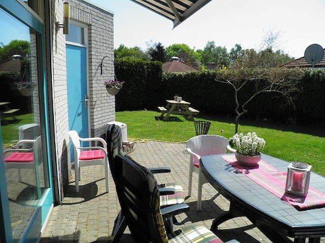 Zevenheuvelenbungalow in Groesbeek - Groesbeek - Hus