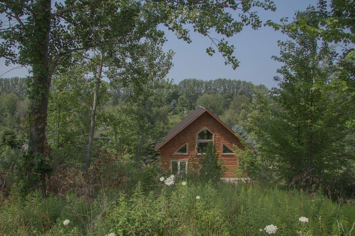 Treehouse at Rocky Top Farms - Ellsworth