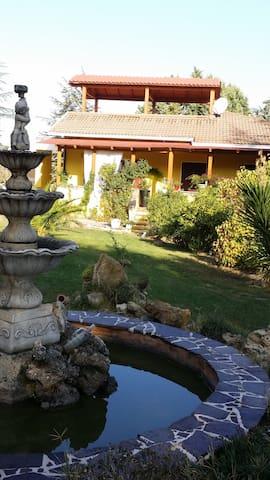 Sardegna elegante villa con piscina - Mores - Willa