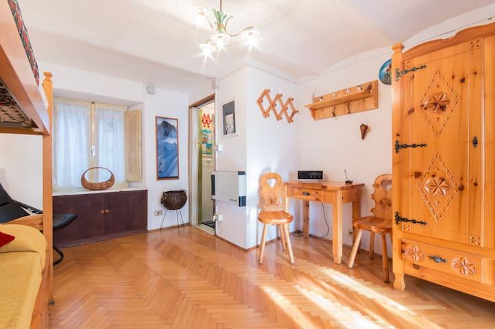 Nice apartment in the Alps - Alpette - Departamento