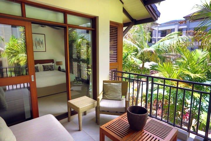 Sea Temple - 1 Bedroom Villa - Palm Cove - Villa