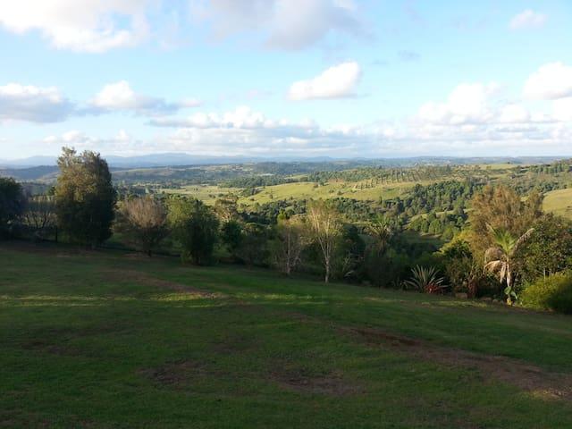 Views of Nightcap Mountain Range - McLeans Ridges - Huis