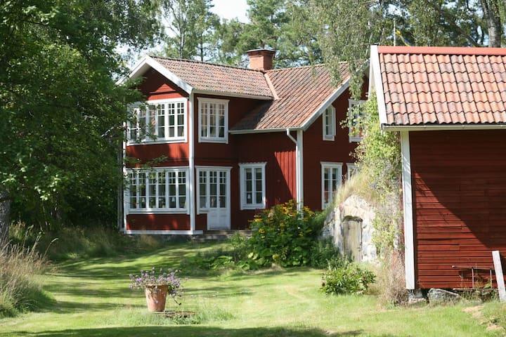 Beautful house in the Archipelago - Blidö