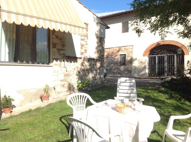 Villa Volpi nel Chianti - Cellai - Huis