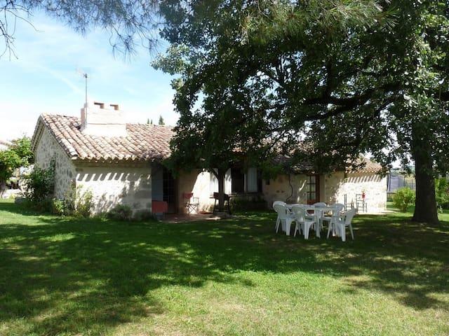 Maison de charme en petite toscane - Saint-Créac, Gers - 獨棟