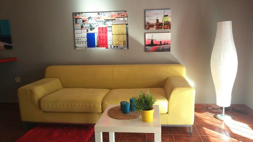 Acogedor Bonito Vistas - Piscina - Parking - Breña Baja - Appartement
