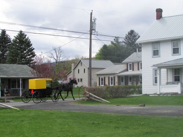 DAYZE GONE BYE GUEST HOUSE - Allensville - Huis