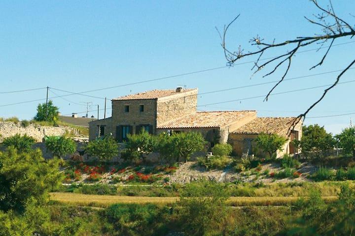 CASA RURAL EN PLENA NATURALEZA - Llorac, La Cirera, Tarragona - 獨棟