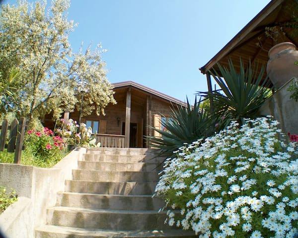 Romantic cottage in Sicily - Capo D'orlando