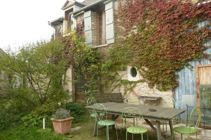 Old forge in the champagne country. - Arcis-le-Ponsart - Hus