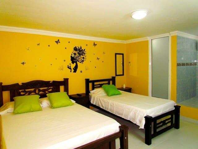 Apartamento Arena – SMR236A - Santa Marta - Daire