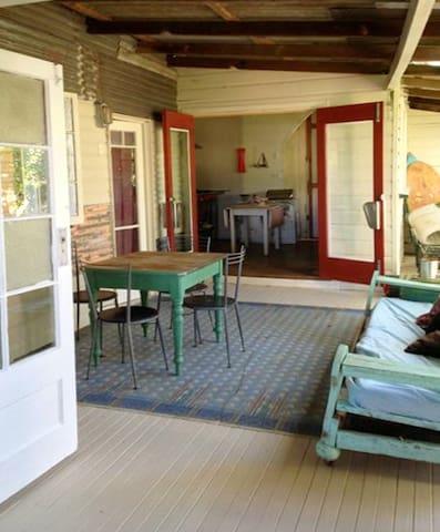 potters cottage - Bangalow - Apartmen