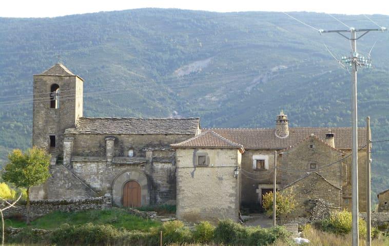 La Abadia, Sierra de Javierre - Caldearenas