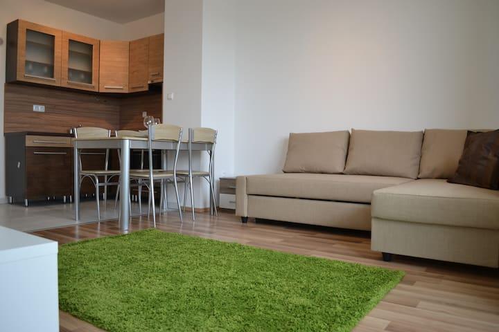 25eur offer upto 4 close to center! - Budapest - Wohnung