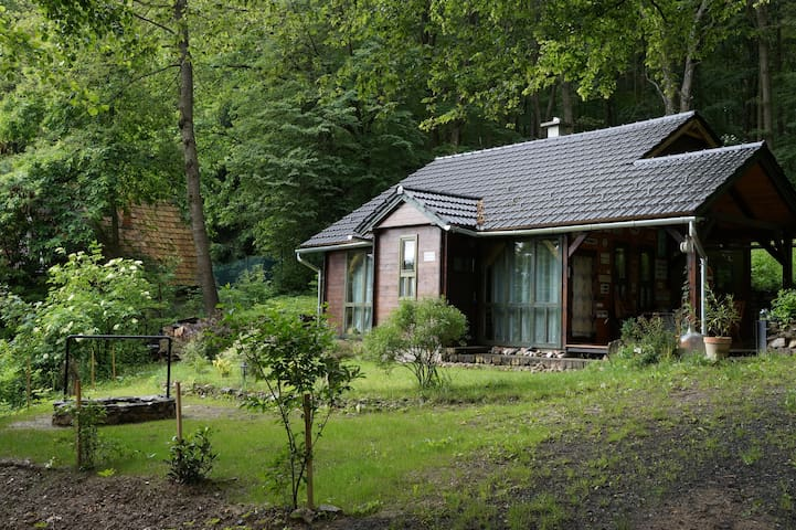 Cosy wooden cottage near the forest - Kőszeg - Hus