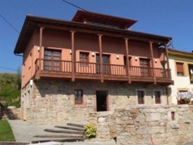 Casa de Aldea La Gantal - Peñerudes - Hus