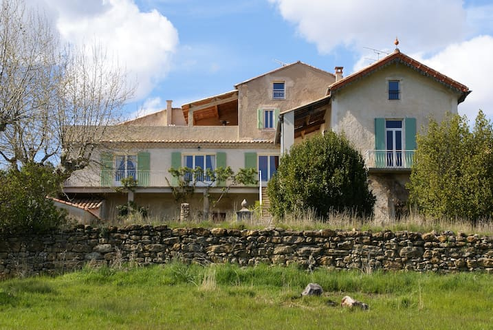 Cottage in farmhouse Haute-Provence - Saint-Étienne-les-Orgues - Casa