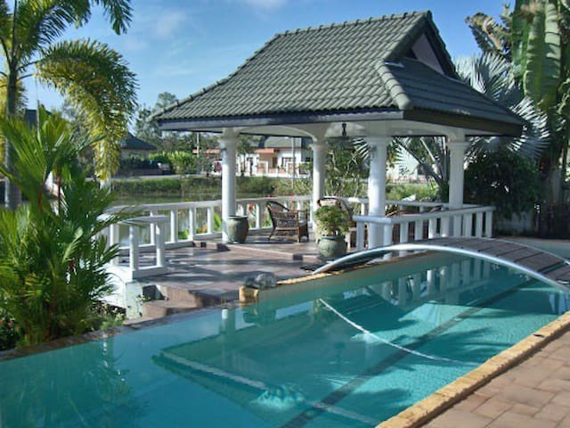 Stunning luxury villa, private pool - Ampur Muang  - Дом
