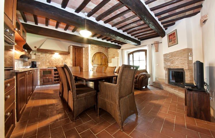 Stone Farmhouse with Pool 2 - Italy - Piegaro