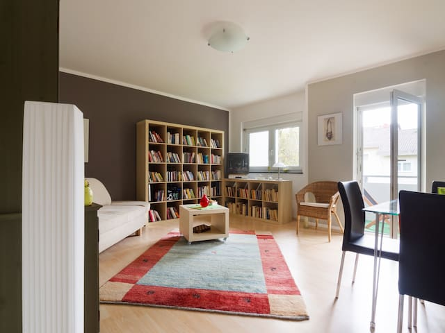 Nice apartment with full facilities - Kelkheim - Apartemen