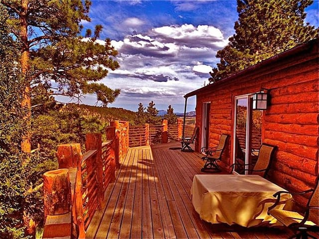 Fawn Haven Cabin Bailey, Colorado - Bailey