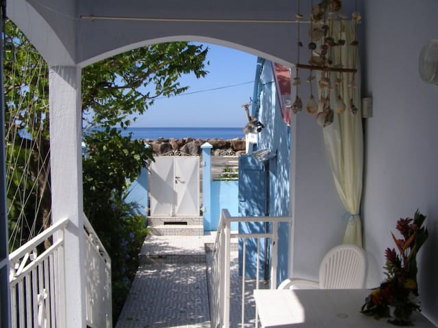 Comfortable house at the seaside - Pointe Noire