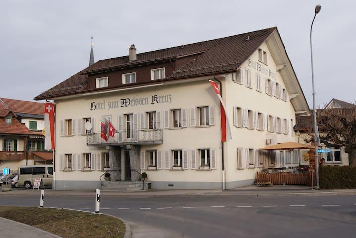 Preiswerte Zimmer - Schmitten - Hus
