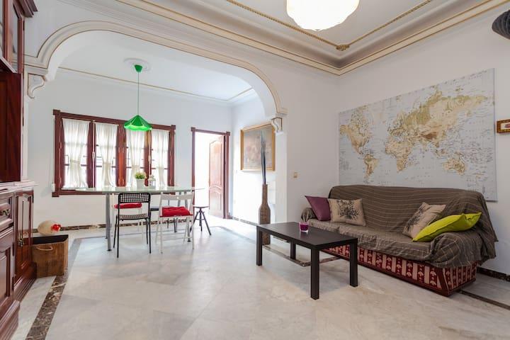 Casa Flor de Azahar ... Room 4 - Sevilla - Talo