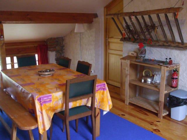 Gite des Benoits - Saint-Rirand