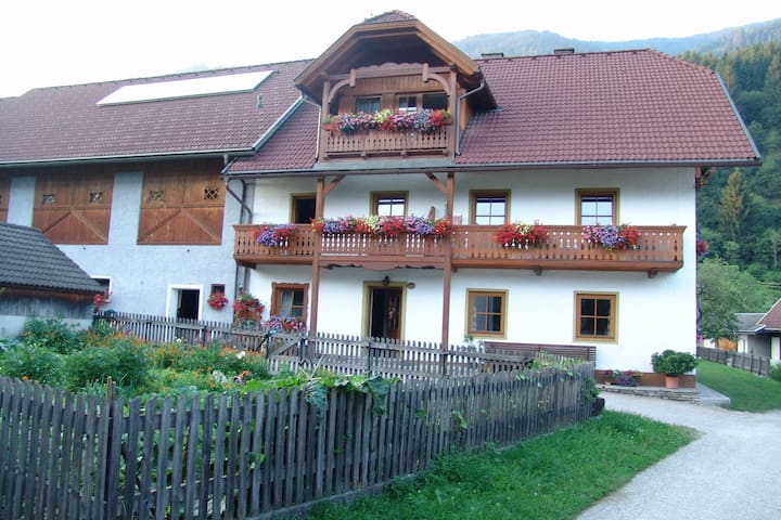 Holiday Apartment on a Farm - Reisach - Apartemen