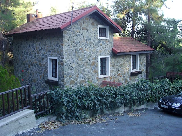 Luxury Stone House in Platres  - Pano Platres - Hus