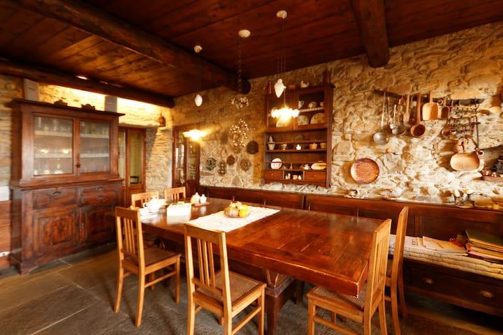 Stanza della Rosa - Pralungo - Bed & Breakfast