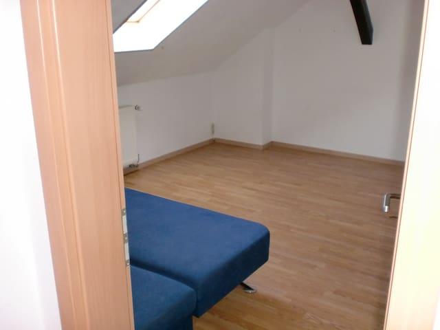 Alter Bauernhof - saubere Zimmer - Tettau - Huis