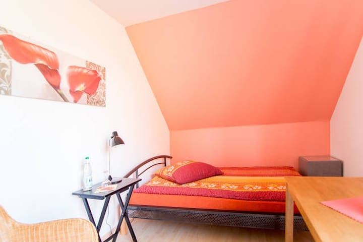 wonderful, bright, comfort. rooms   - Hespe