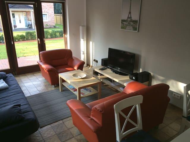 Erholung am Rande der Großstadt - Norderstedt - Appartement