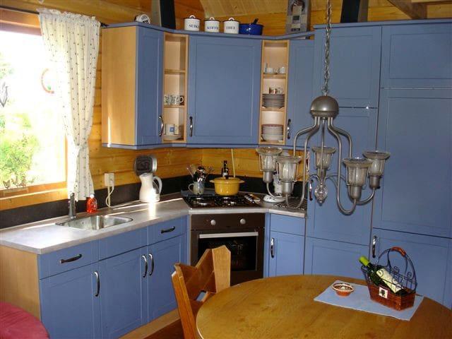 Cosy Cottage in Friesland - Lippenhuizen - 小木屋