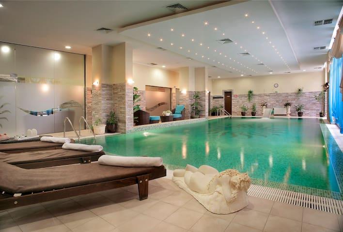 PREMIER 5*HOTEL: Apartment ski&spa - Bansko - Leilighet