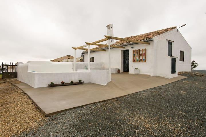 La Casa del guarda - Villanueva del Río y Minas - Haus
