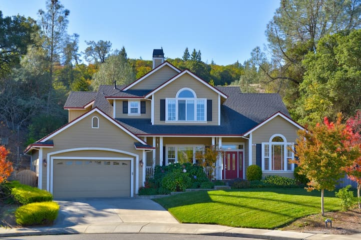 Great value in Wine Country - Geyserville