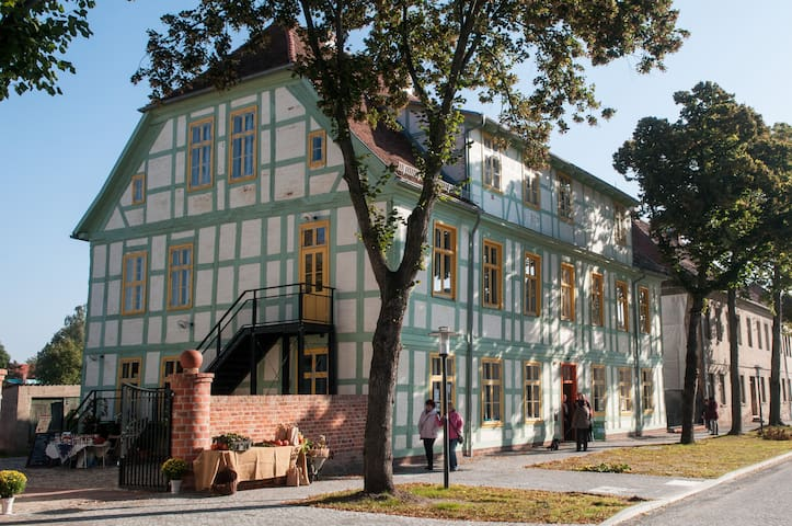 Domkurie 'D8' - Hansestadt Havelberg - Apartamento