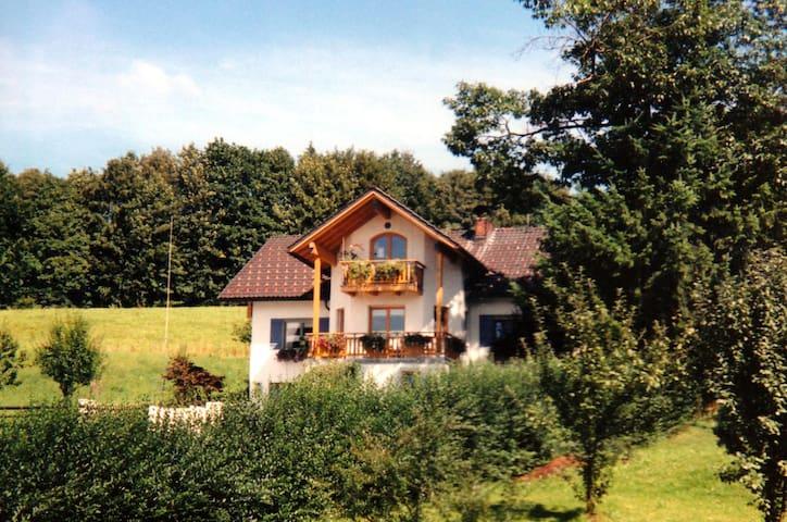 Ferienwohnung Schreiner - Lindberg - Квартира