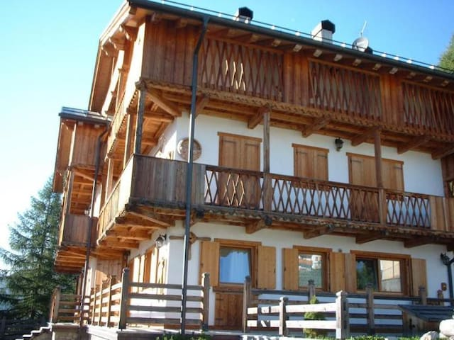 Splendido alloggio nelle dolomiti - Zoldo Alto - Daire