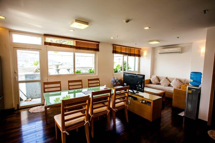 Amazing penthouse at the center  - Nha Trang - Leilighet
