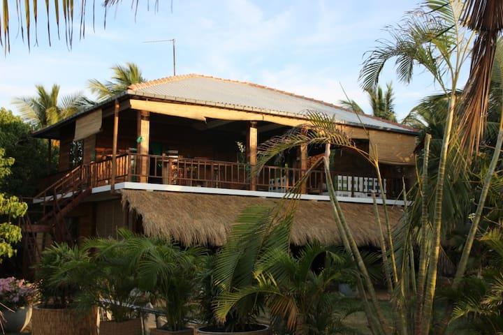 kitesurfinglanka villa - Kalpitiya kandakuliya - Casa