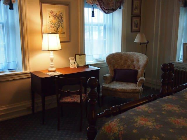 Wydnor Hall Inn, Noodles Bedroom - Bethlehem - Bed & Breakfast