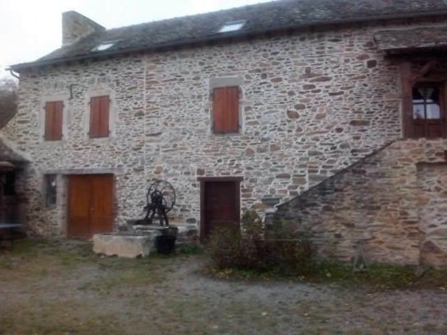 Maison en pierre 20 min de Rodez - Camjac - Hus