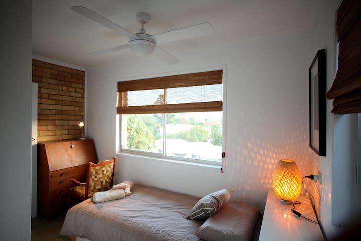 Herston - Single Bedroom - Room 4 - Herston - 一軒家
