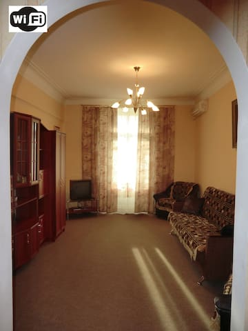 A cosy 2-room downtown apartment - Ulyanovsk - Appartement