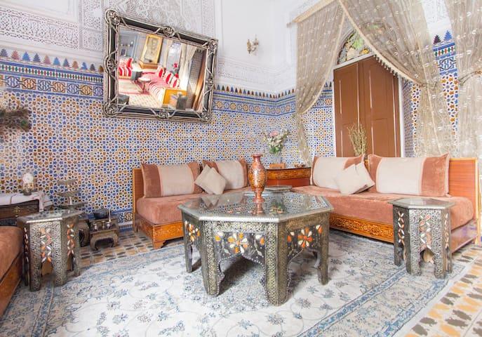 Room at Old Medina Centenary House - Old medina - Talo